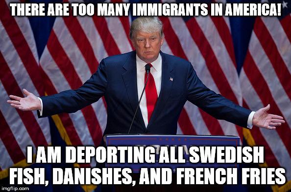 sfcth donald trump imgflip,Trump Sweden Meme