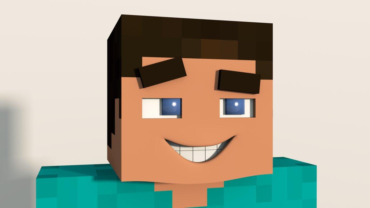 Steve Minecraft Blank Template Imgflip