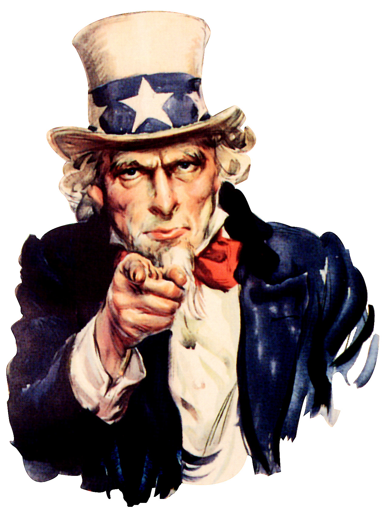 uncle sam pointing finger blank template imgflip