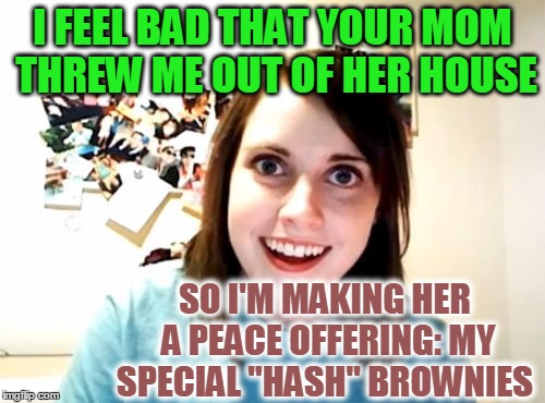 Overly Attached Girlfriend Meme - Imgflip