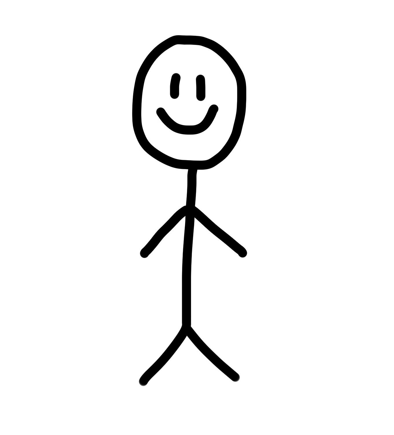 skv3y stick figure blank template imgflip