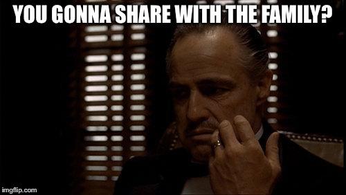 snu27 the godfather meme generator imgflip