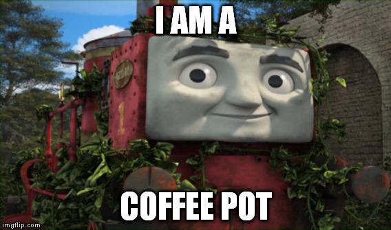 sqb4y i am a coffee pot imgflip