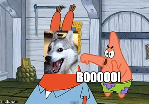 BOOOOO! | made w/ Imgflip meme maker