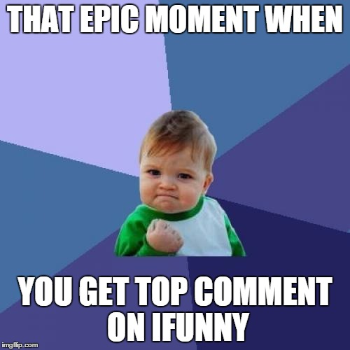 Ifunny: I Got My Very First Yesterday After 1.5 Years On IFunny