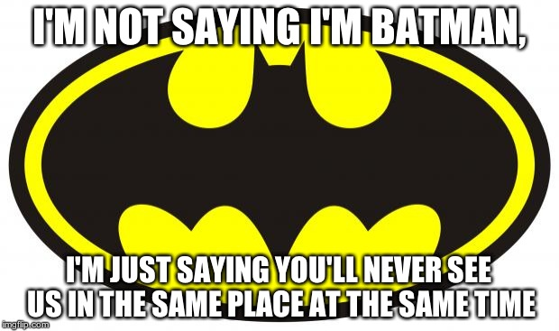 Batman Logo Imgflip