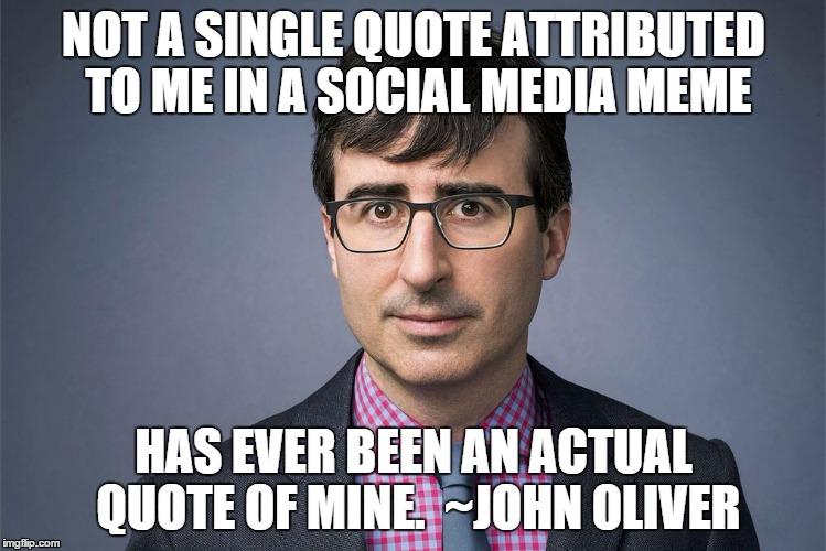 Oliver Meme