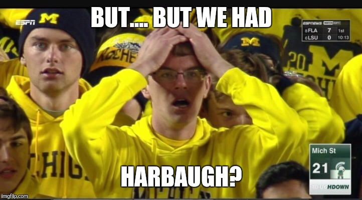 sv3nj stunned michigan fan imgflip,Michigan Meme