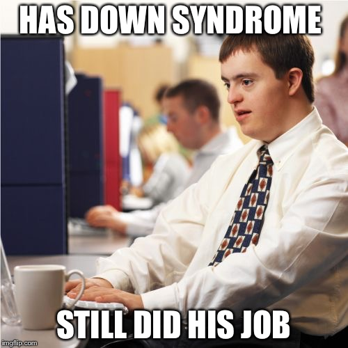 "Didn't need any ""special"" care 