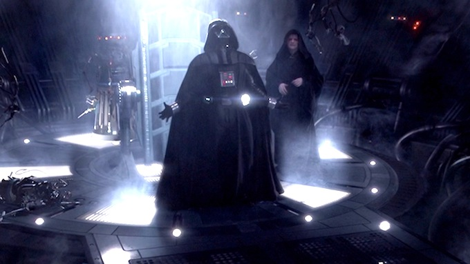 Darth Vader No Meme Template