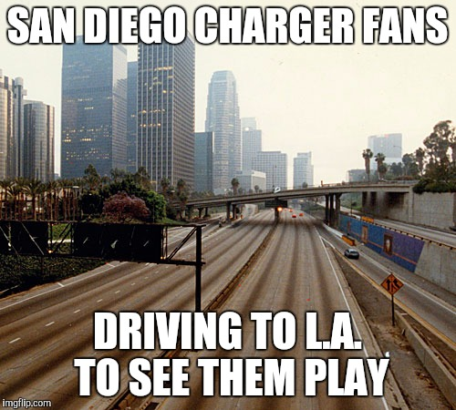 Image result for los angeles chargers meme