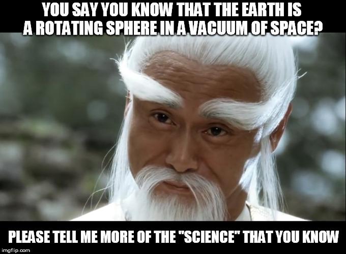 Flat Earth Memes T4phk