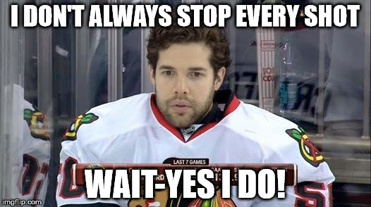 I DON'T ALWAYS STOP EVERY SHOT WAIT-YES I DO! | image tagged in crawford | made w/ Imgflip meme maker