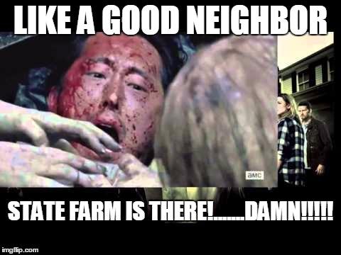 The Walking Dead Memes Glenn