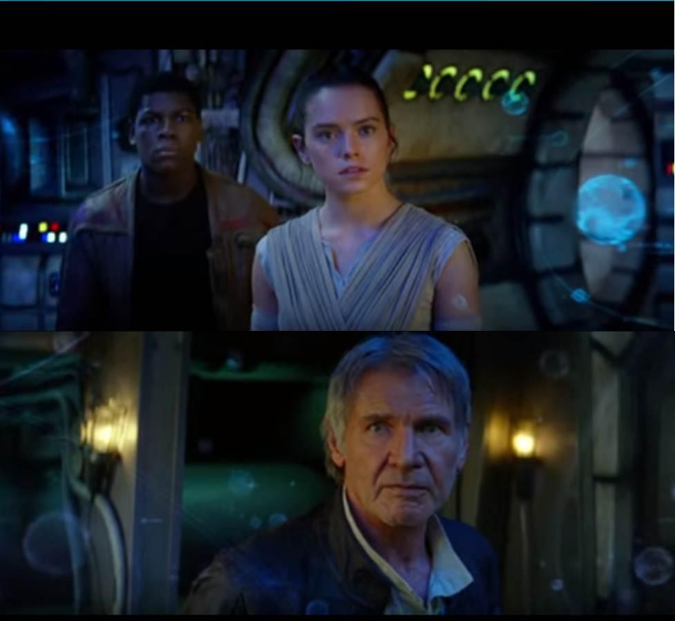 Star Wars Trailer Blank Template Imgflip