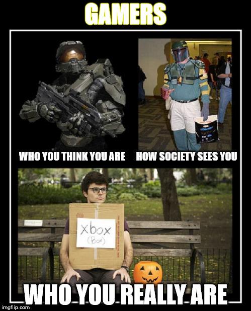 geek gamer meme - photo #19