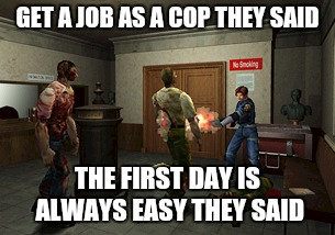 Image result for resident evil 2 meme