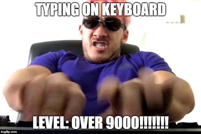 over 9000 imgflip