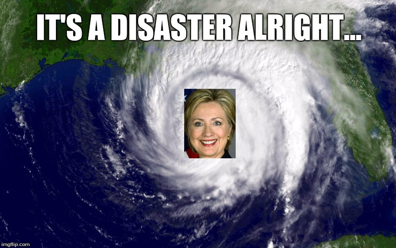 IT'S A DISASTER ALRIGHT... | made w/ Imgflip meme maker