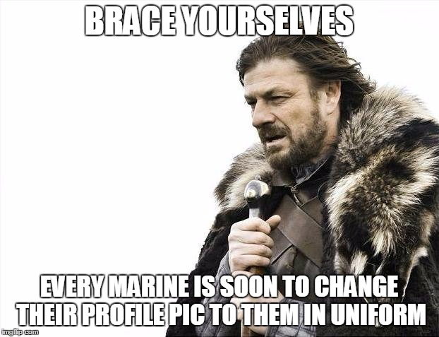tmhh4 marine corps birthday imgflip,Marine Corps Meme