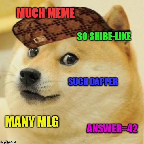 tno8b doge meme imgflip,So Much Wow Meme