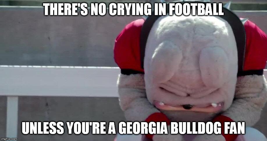 tokf9 college football imgflip,Georgia Football Memes