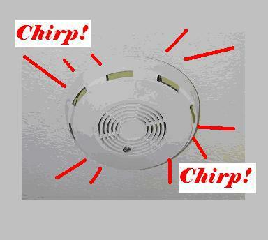 Smoke Detector Chirp Blank Template Imgflip