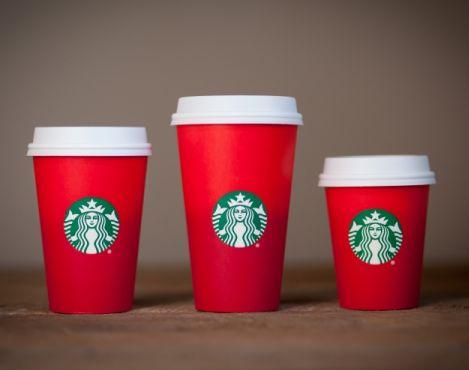 starbucks christmas cups blank template imgflip