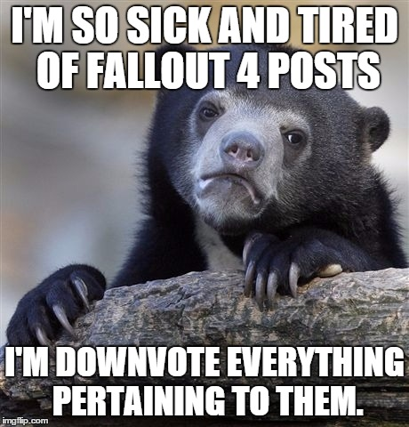 I understand people like it, but too much is too much