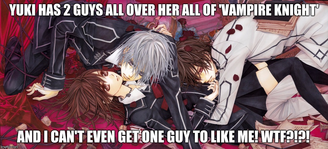 Yuki Got 2 Baes Imgflip