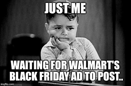 tysxs black friday woes imgflip