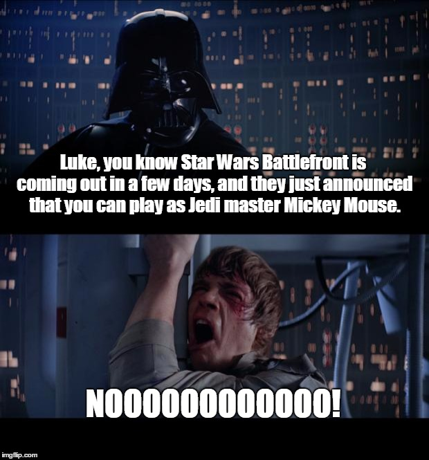Come Out And Play Meme: I Swear If Disney Did This They Are Going Down For Good