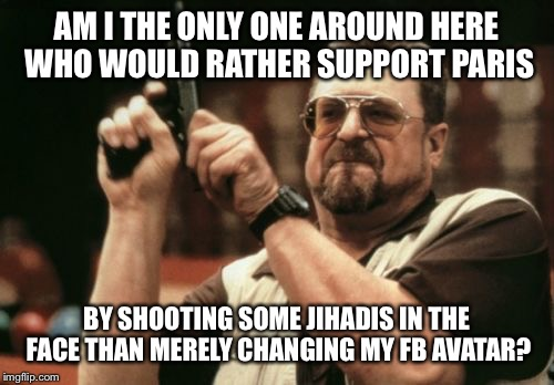 "Dealing with Jihadis requires targeted use of overwhelming violence, not ""jobs"", ""hugs"" or ""compassion""... 