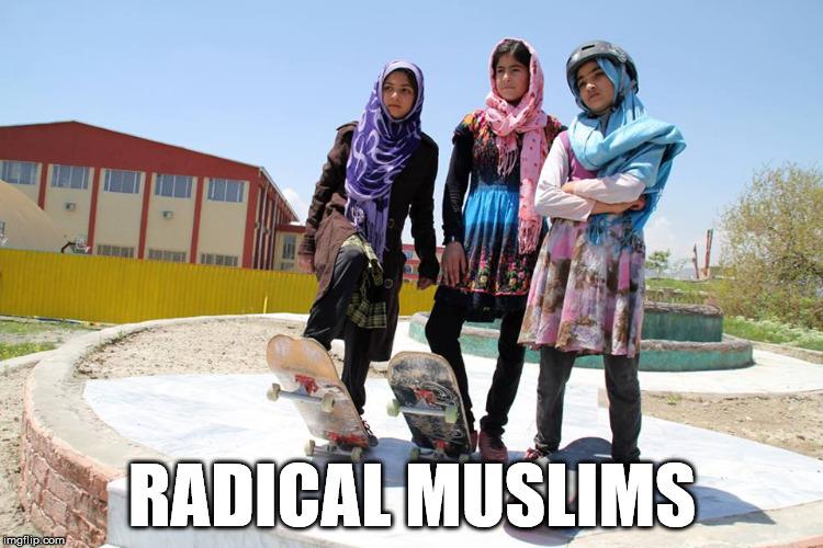 Barack Obama, Donald Trump and Radical Islam