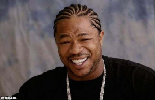 Yo Dawg Heard You Meme | image tagged in memes,yo dawg heard you | made w/ Imgflip meme maker