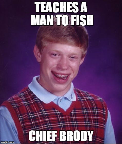 "Meanwhile, on ""The Orca"", somewhere off of Amity Island 