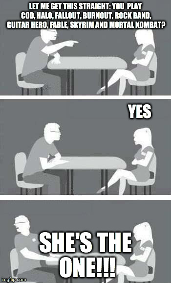 Speed dating for guitarists