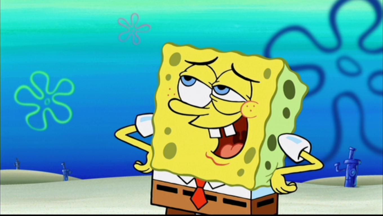 Spongebob meme template