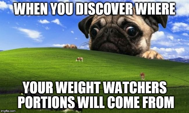 Image result for weight watchers meme