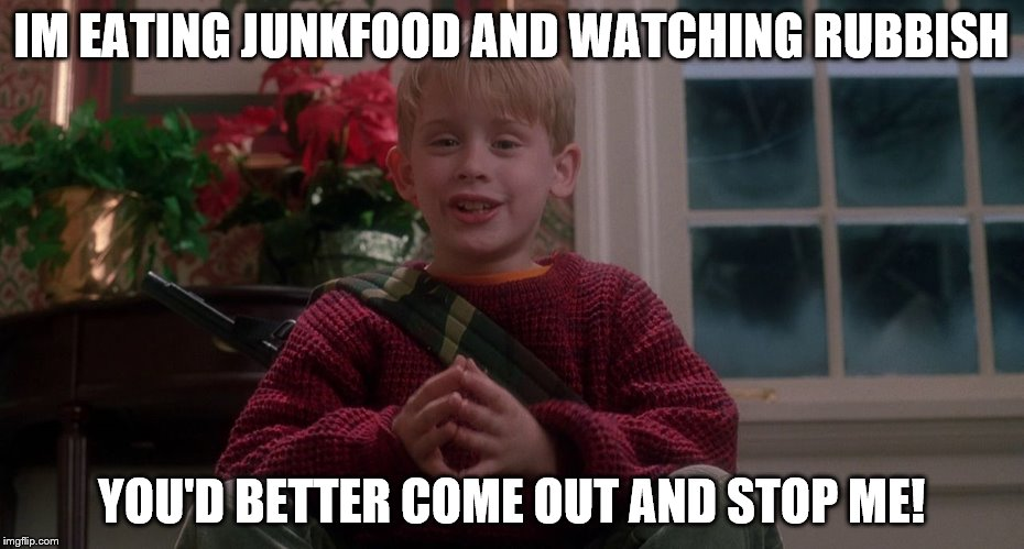 Image result for home alone meme