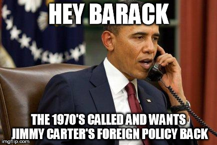 Jimmy Carter Obama Meme