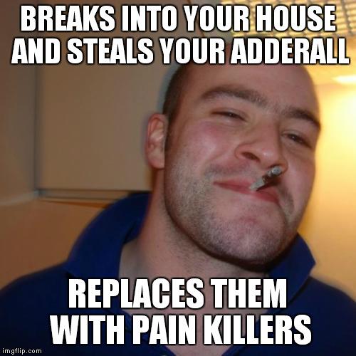 uln81 good guy greg meme imgflip,Adderall Meme