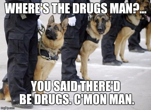 Police Dogs Imgflip