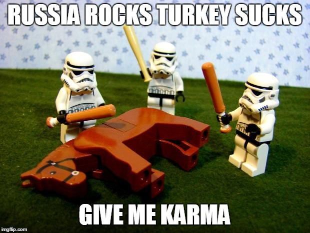 Russia and Turkey on Reddit Lately - Imgflip