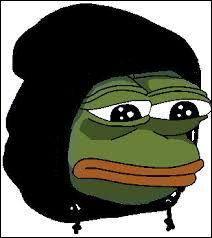 Pepe In Hoodie Blank Template Imgflip