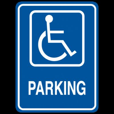 Disabled Parking Blank Template Imgflip