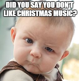 Image result for christmas music memes