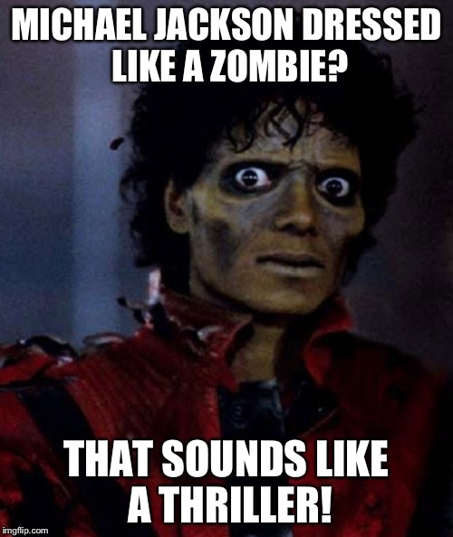 Zombie michael jackson imgflip for Maker jackson