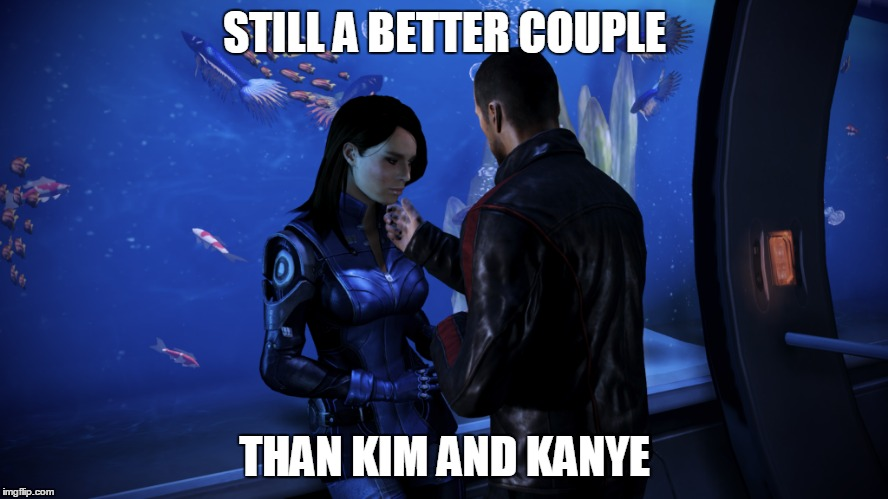 Commander Shepard Meme Generator