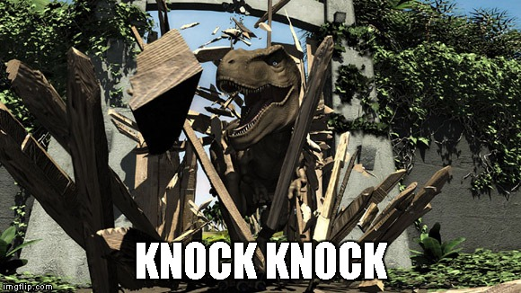 KNOCK KNOCK | made w/ Imgflip meme maker